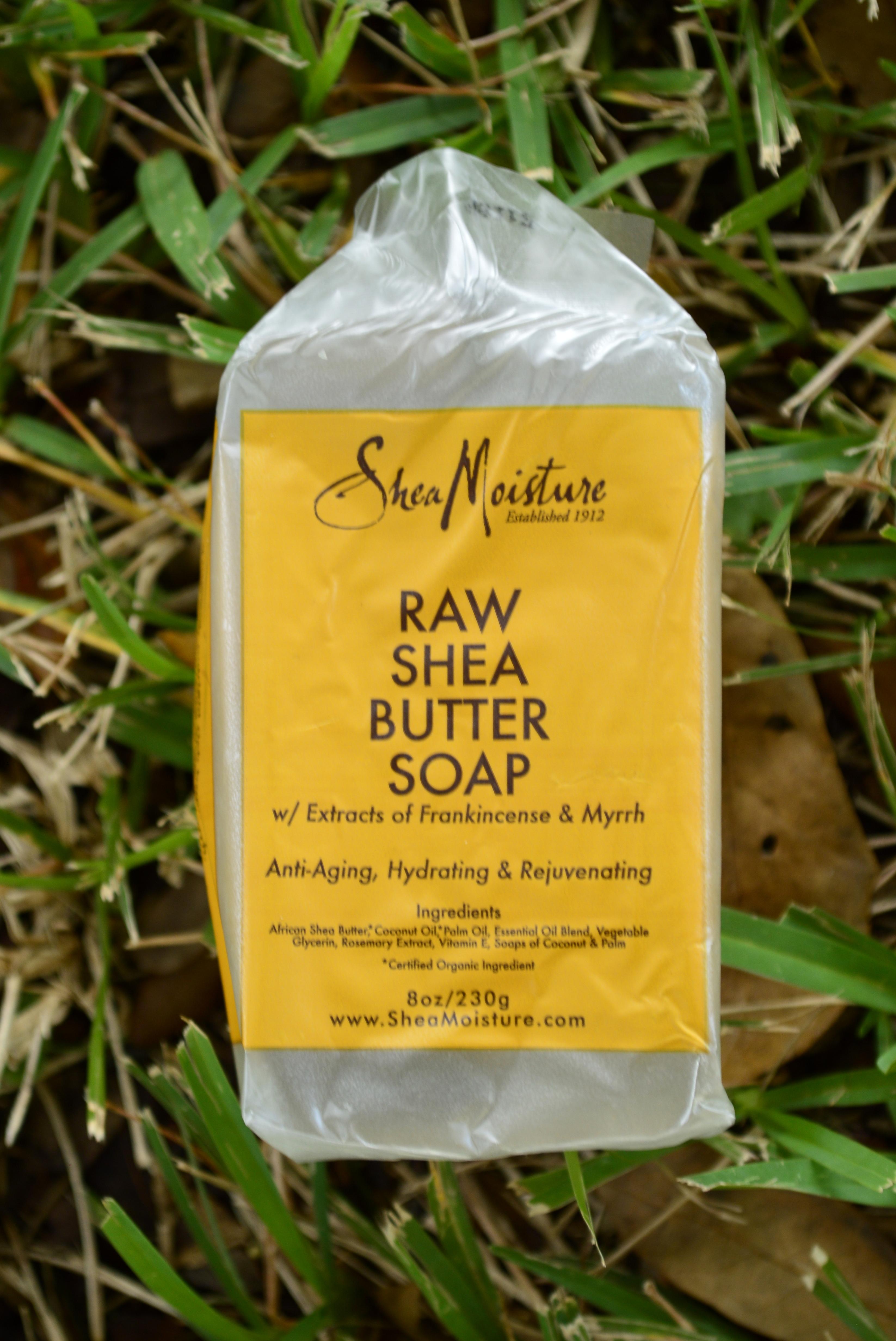 Raw Shea Butter Anti Aging Moisturizer by SheaMoisture #19