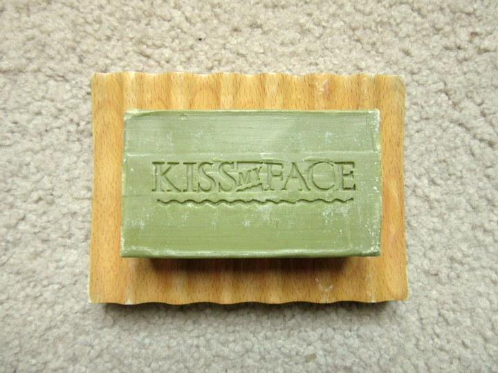 Review | Kiss My Face Pure Olive Oil Soap