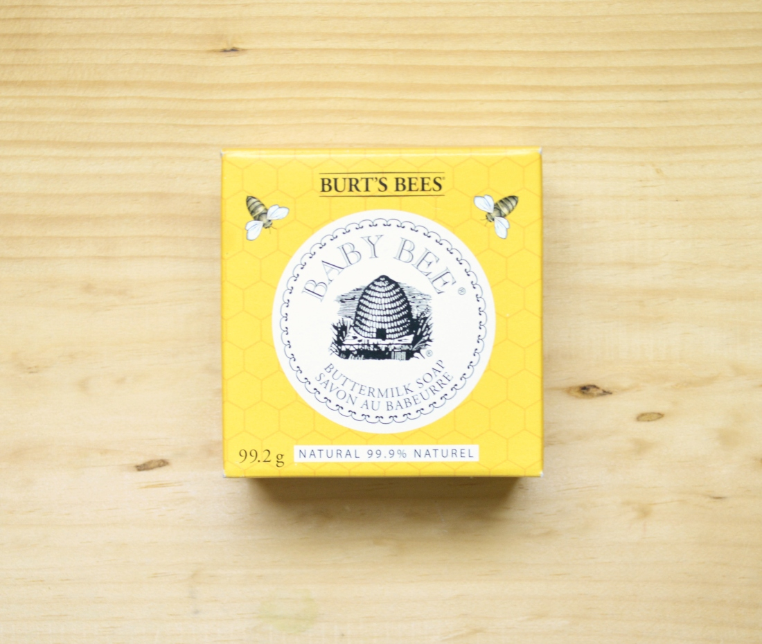 Burt's Bees Baby Bee Soap Box