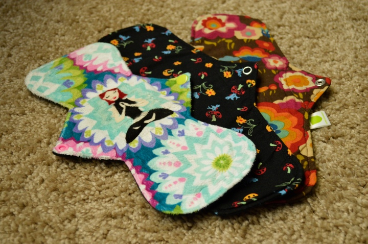 My First Experience With ClothPads
