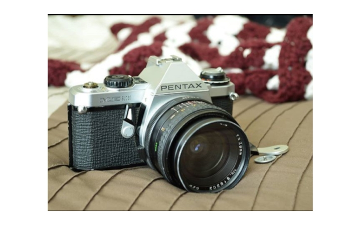 Saving Another Camera from Disposal | Pentax ME Super