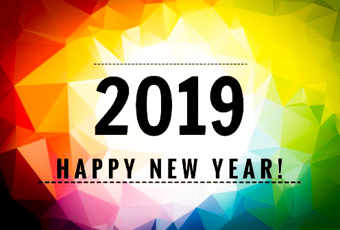2019 New Year Goals &Resolutions