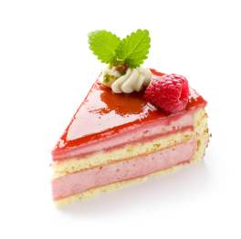 cake-raspberry-white-background-cut-wallpaper