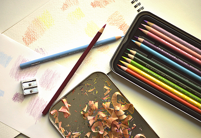 Drawing | Controllable Color with Colored Pencils