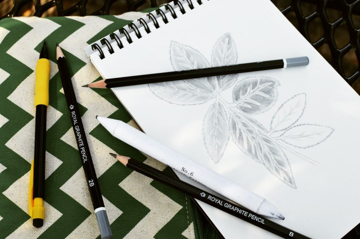 "Pencil Art | ""Thriving Together"""
