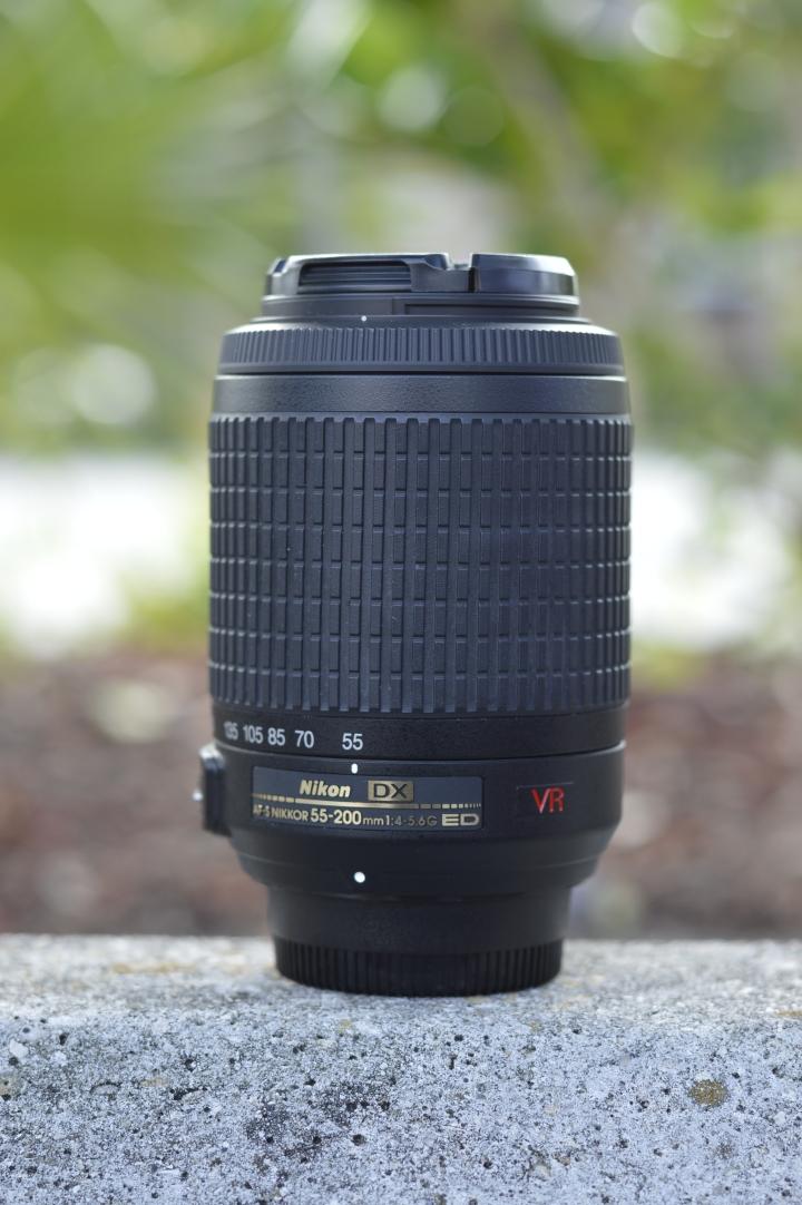 Nikon 55-200mm f/4 – 5.6 ED | MyThoughts