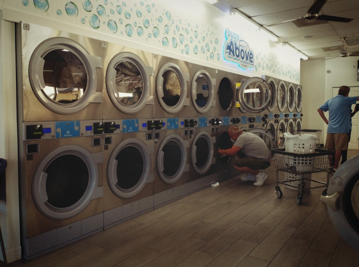 Mid-Day Laundry Day